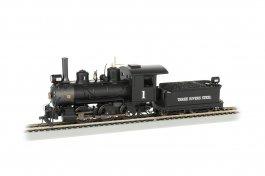 0-6-0 - Three Rivers Steel - DCC