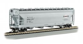 New York Central - Gray - 56' ACF Center-Flow Hopper