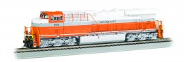 Interstate - NS Heritage - GE ES44AC - DCC Sound Value (HO)