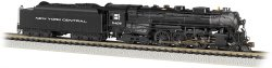 New York Central #5405 (Later, Gothic Lettering) (4-6-4 Hudson)