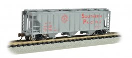 Southern Pacific - PS-2 Three-Bay Covered Hopper
