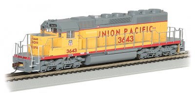 Union Pacific® #3643 - SD40-2 (HO Scale)