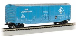 Erie Lackawanna - 50' Plug Door