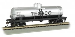 Tank Car - 40' Single Dome - Texaco (HO Scale)