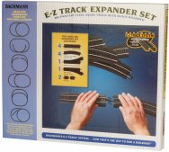 Steel Alloy Expander Set (HO Scale)