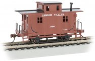 Lehigh Valley - Old-Time Bobber Caboose (HO Scale)