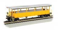 Durango & Silverton - Open-Sided Excursion Car (HO Scale)