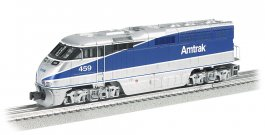 AMTRAK® Pacific Surfliner #459 - F59PHI