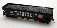 Hopper - Wisconsin Central (HO Scale)