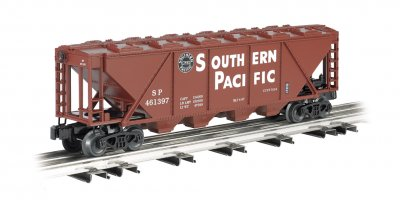 Southern Pacific - Covered Quad Hopper