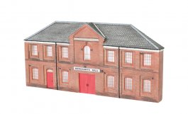 Merchants Hall (HO Scale)