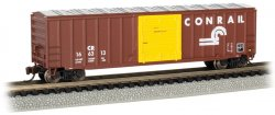 Conrail- ACF 50.5' Outside Braced Box Car