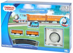 Thomas with Annie & Clarabel (N Scale)