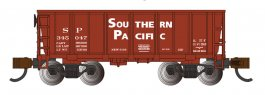 Southern Pacific™ #345047 - Oxide Red - Ore Car (N Scale)