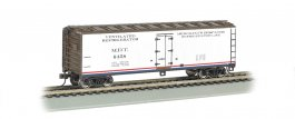 Merchant's Despatch-40' Wood-side Refrigerated Box Car(HO Scale)