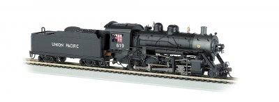 Union Pacific® # 619 Baldwin 2-8-0 Consolidation (HO Scale)