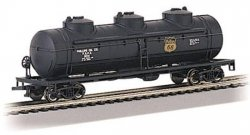 Phillips 66 - 40' Single Dome Tank Car (6 car set)