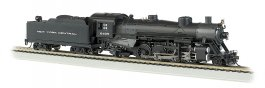 NYC #6405 Light 2-8-2 w/Med. Tender - DCC Sound Value (HO)