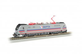 SEPTA 901 - Siemens ACS-64 - DCC Sound