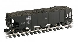 East Broad Top #845 - Three-Bay Hopper (Large Scale)