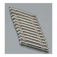 O GAUGE STEEL TRACK PINS (12/pack)