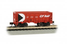 CP Rail Ore Car (N Scale)