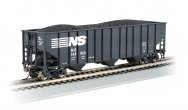 Norfolk Southern #144920 - Beth Steel 100 Ton 3 Bay Hopper