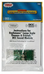 Large Scale Thomas & Friends™ DCC Sound Module