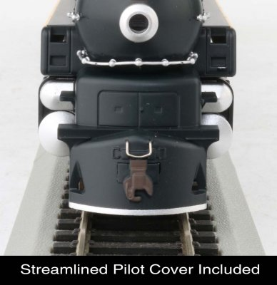 PRR #1120 - Streamlined K4 4-6-2 - DCC WowSound®