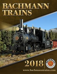 "2018 Bachmann & Williams Catalog (Digest Size; 6.5"" x 8.5"")"
