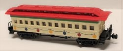 Coach - Spirit of Christmas (N scale)