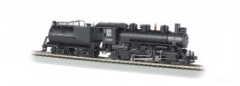 Southern Pacific#1905 - 2-6-2 Prairie with Vandy Tender (HO)