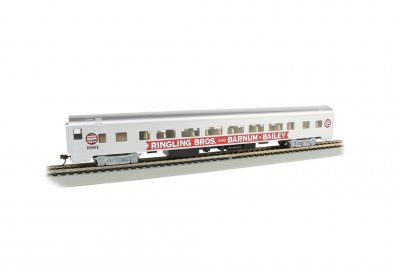 Ringling Bros. and Barnum & Bailey™ Smooth-Side Coach - Red Unit