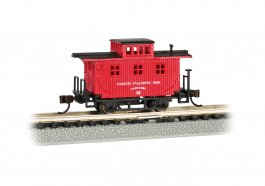Union Pacific® - Old-Time Caboose (N scale)