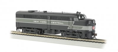 New York Central - ALCO FA-2 - DCC Sound Value (HO Scale)