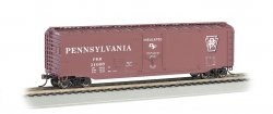 Pennsylvania #21008 - 50' Plug Door Box Car (HO Scale)