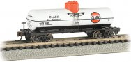 Clark - ACF 36.5' 10,000 Gallon Single-Dome Tank Car
