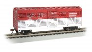 Canadian National- 40' Stock Car (HO Scale)