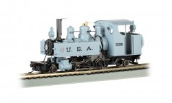 USA #5091 Trench Engine DCC WOWSOUND®