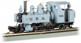 USA #5091 Trench Engine ft. DCC WOWSound®
