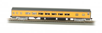 Union Pacific® Smooth-Side Coach w/ Lighted Interior (HO)