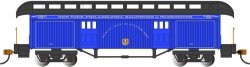 Baggage (1860-80 era) - B&O® - Royal Blue (HO)