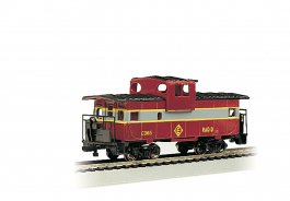 Erie Lackawanna #C365 36' Wide-Vision Caboose (HO Scale)