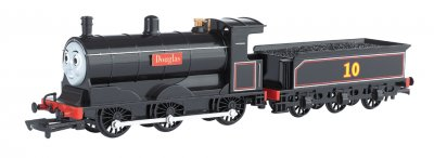 Douglas (with moving eyes) (HO Scale)