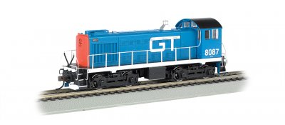 Grand Trunk #8087 - ALCO S4 (HO Scale)