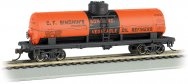 C.F. Simonin's Sons, Inc. - 40' Single-Dome Tank Car (HO Scale)
