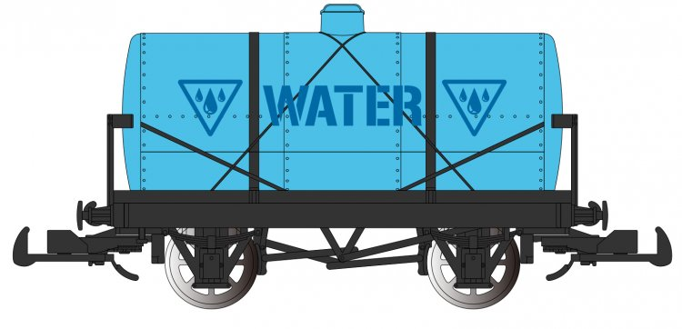 Water Tanker - Click Image to Close