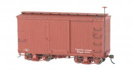 18 ft. Freight Cars