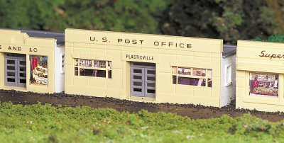 Post Office (HO Scale)