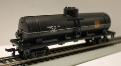 Phillips 66 - 41' Single Dome Tank Car - (5 car set)